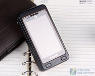 双屏幕触控+3G双网双待 三星W799评测